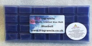 85 gram Highly Scented Wax Melt bar (BLUEBELL)